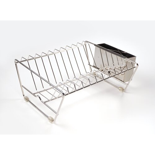 ebern designs schurman sink dish rack