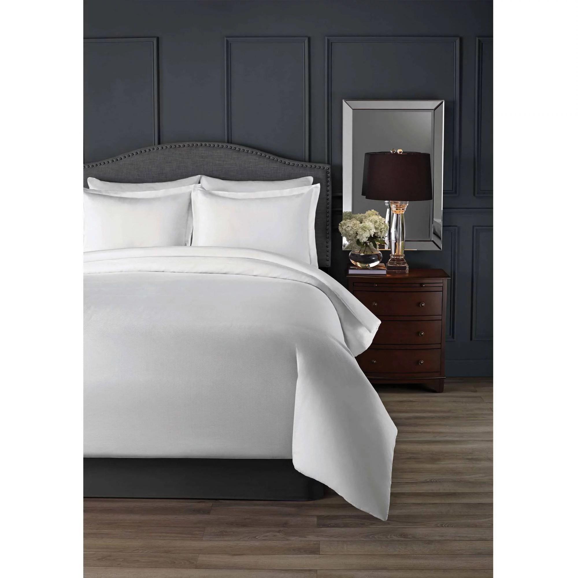 hotel style king comforter set 3 piece