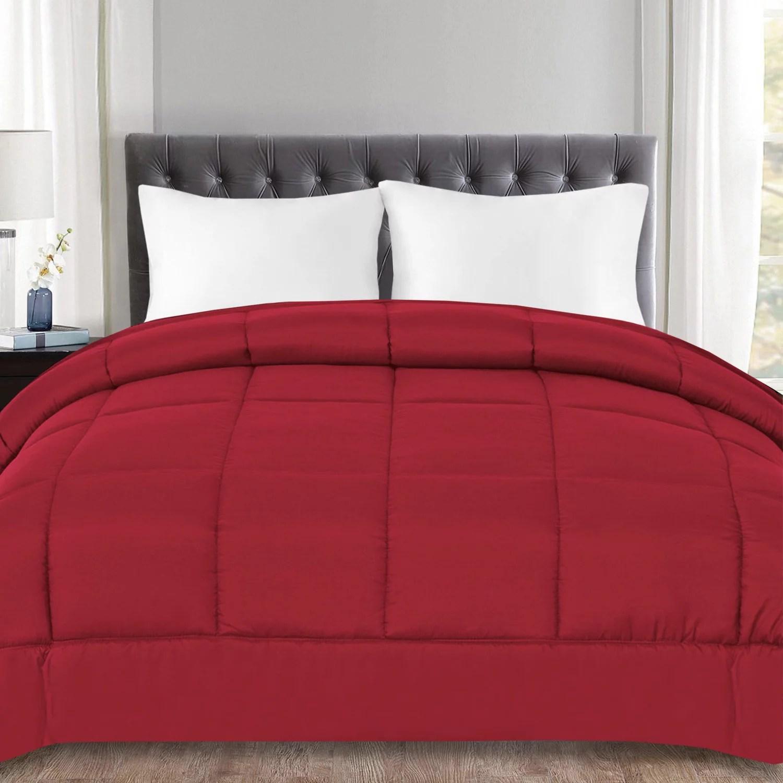 red comforters walmart com