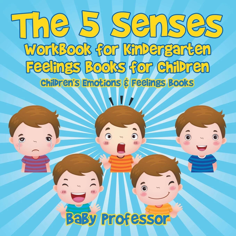 The 5 Senses Workbook For Kindergarten
