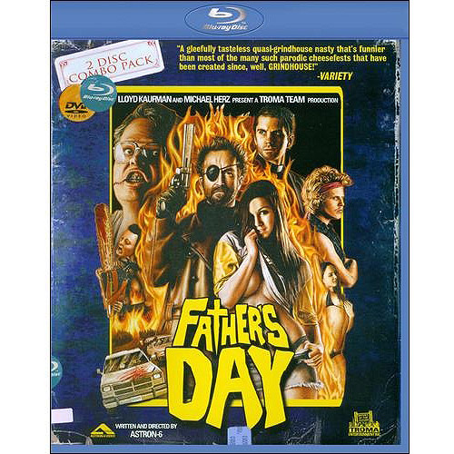 Father's Day (Blu-ray + DVD)
