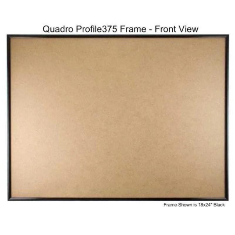 20x26 inch picture frame single frame black