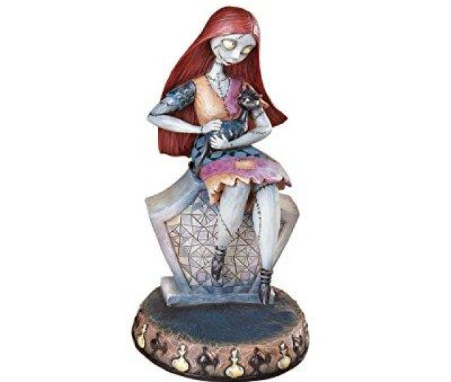 Disney Traditions By Jim Shore  The Nightmare Before Christmas Sally Figurine  Inch