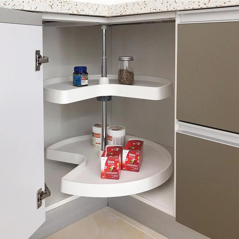 28 inch pull out kitchen cabinet drawer organizer 2 tier revolving cabinets basket corner shelf white