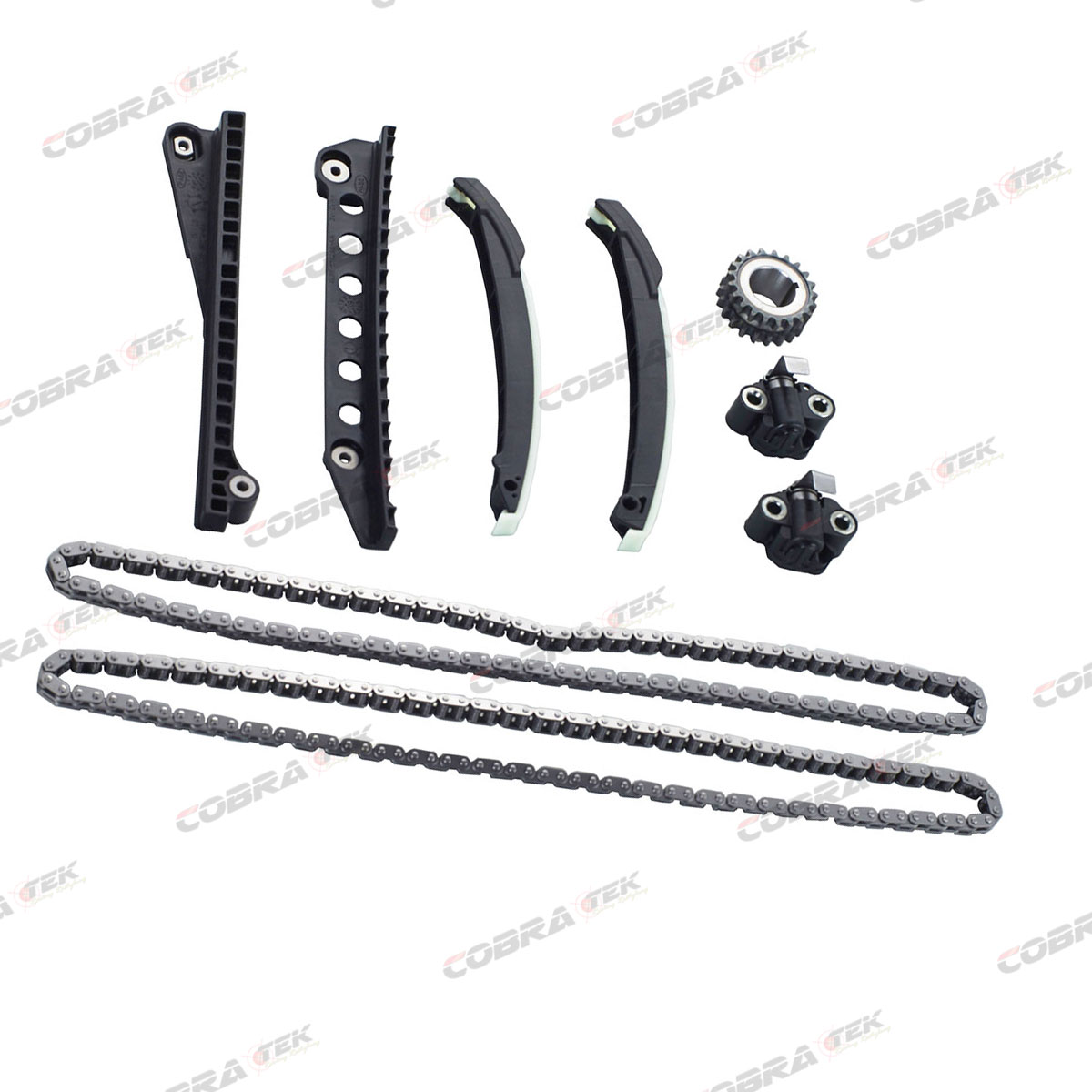 For Lincoln Mark Lt V8 5 4l Engine Timing Chain Kit