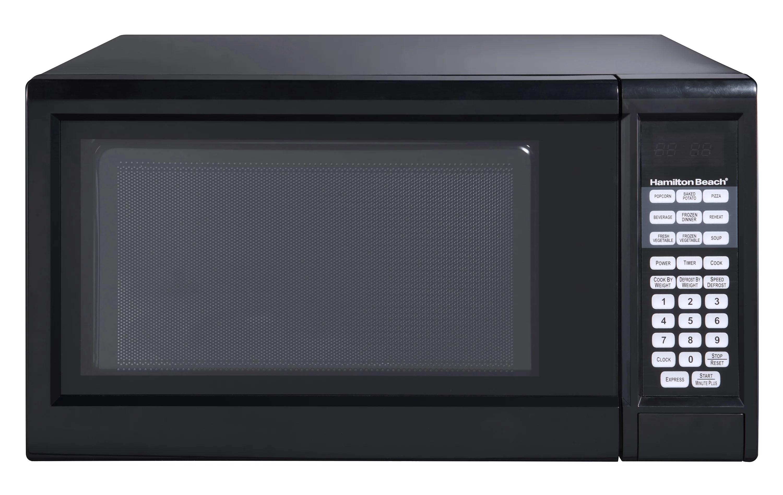 hamilton beach 1 3 cu ft digital microwave oven