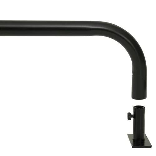 Mainstays Adjustable Black Out Curtain Rod