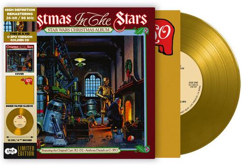 Star Wars Christmas Album – C-3po Gold Edition (CD)