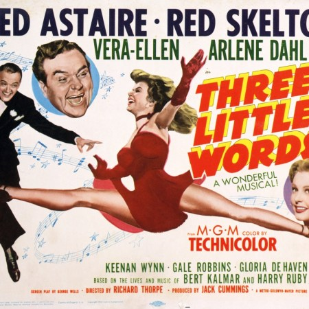 Image result for three little words poster