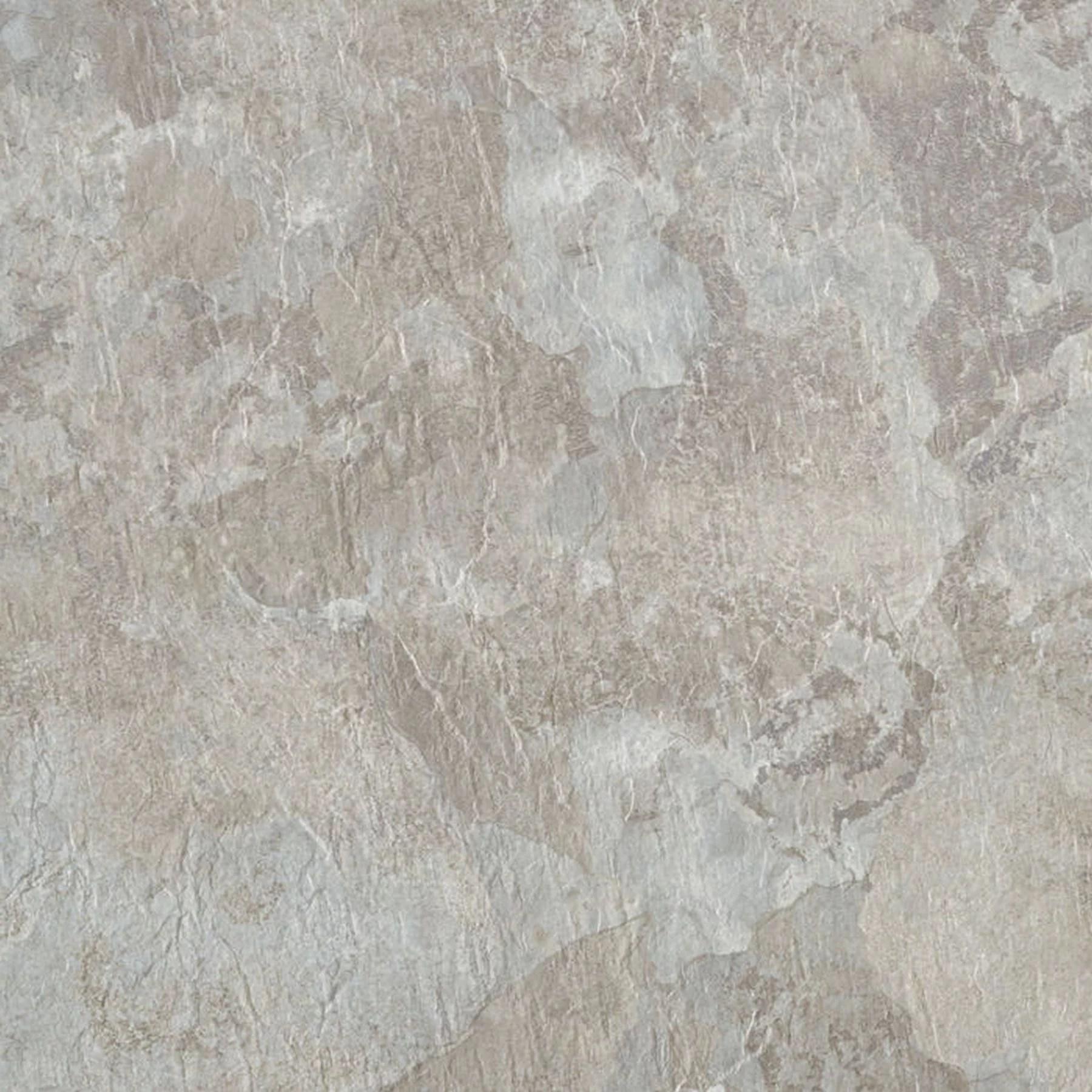 traditional elegance royale light gray slate 18x18 self adhesive vinyl floor tile 10 tiles 22 5 sq ft walmart com