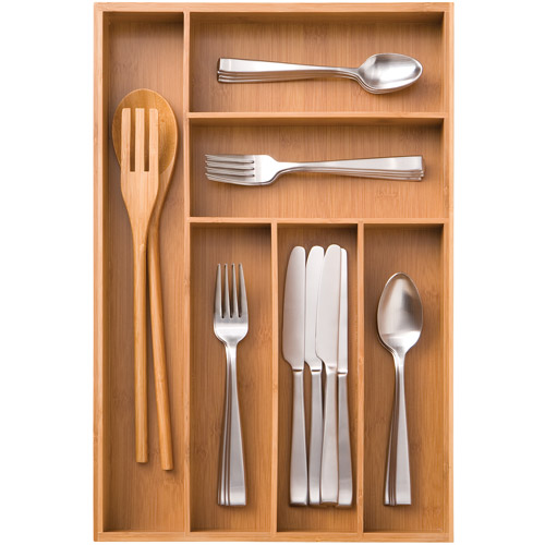 Kitchen cupboard organizers