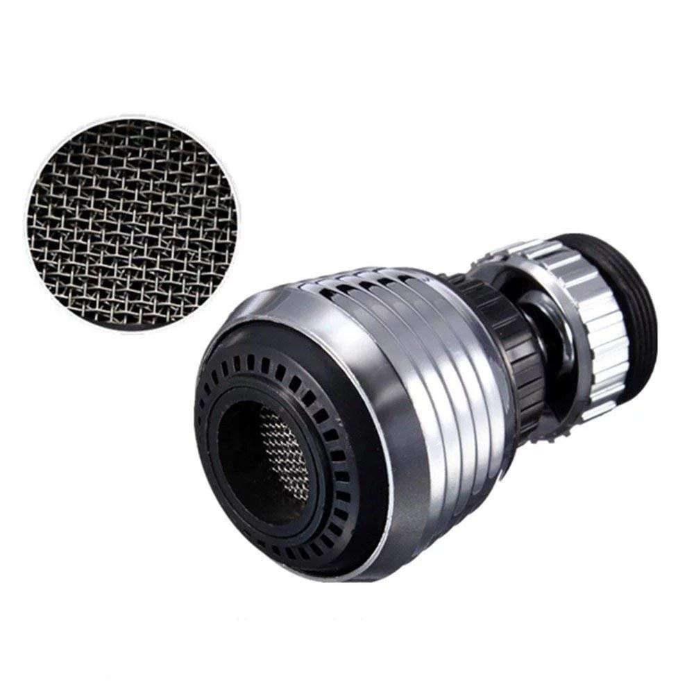 peerless swivel faucet aerator chrome and black