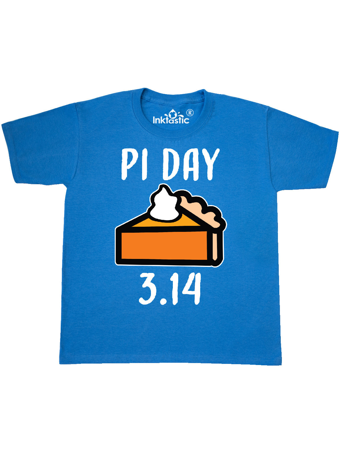Pi Day 3 14 Youth T Shirt