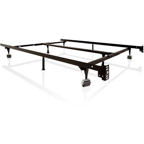 Structures Low Profile Universal Adjustable Metal Bed