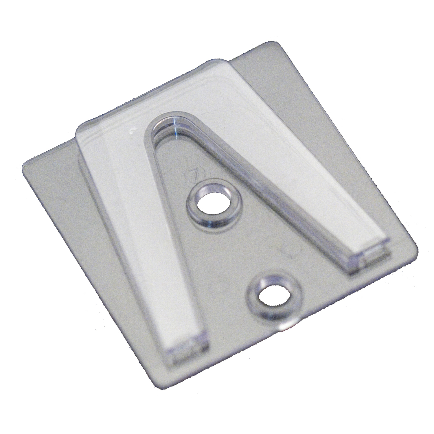 holiday lighting outlet surface clip holds c7 or c9 s in an upright direction pack of 100 walmart com