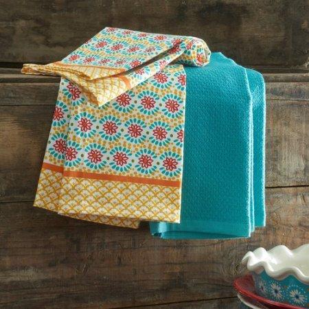 Daisy Chain Kitchen Towel Set