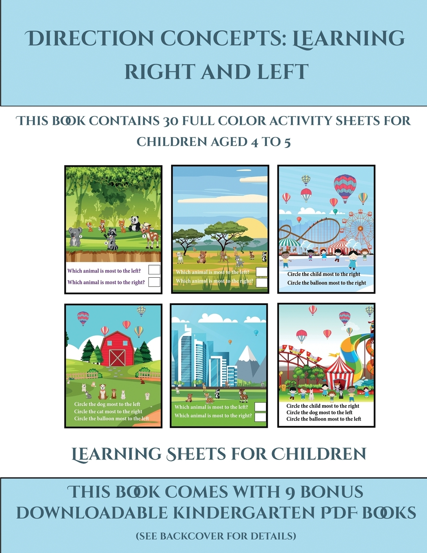 Learning Sheets For Children Learning Sheets For Children