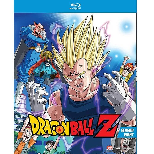 Dragon Ball Z Season 8 Blu Ray