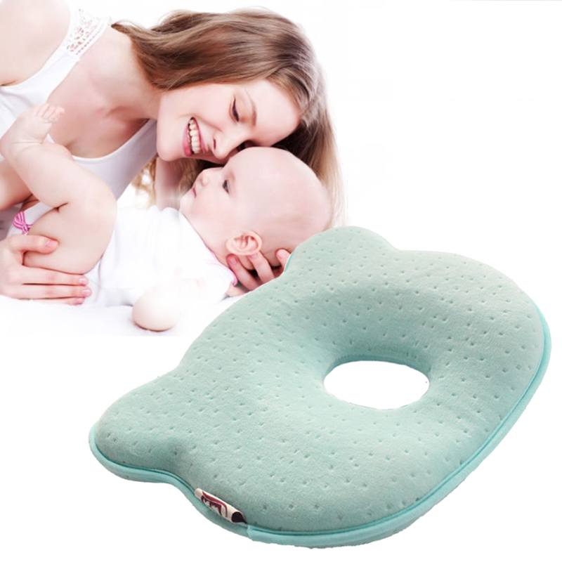 baby pillow baby head shaping pillow