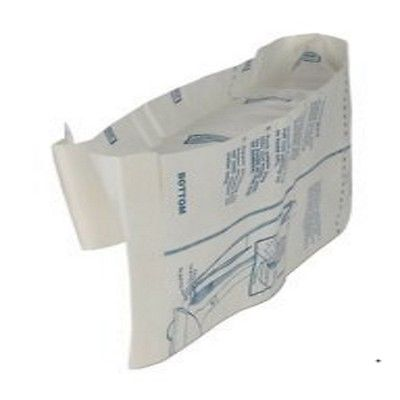 Eureka Sanitaire Electrolux Vac F&G Vacuum Bags – F and G Commercial Upright [2 Loose Bags]