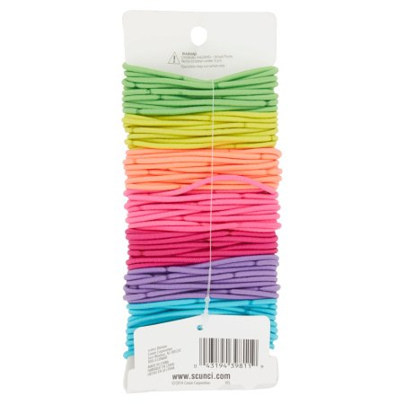 scunci no damage hair ties 100 count best hair brushes styling accessories