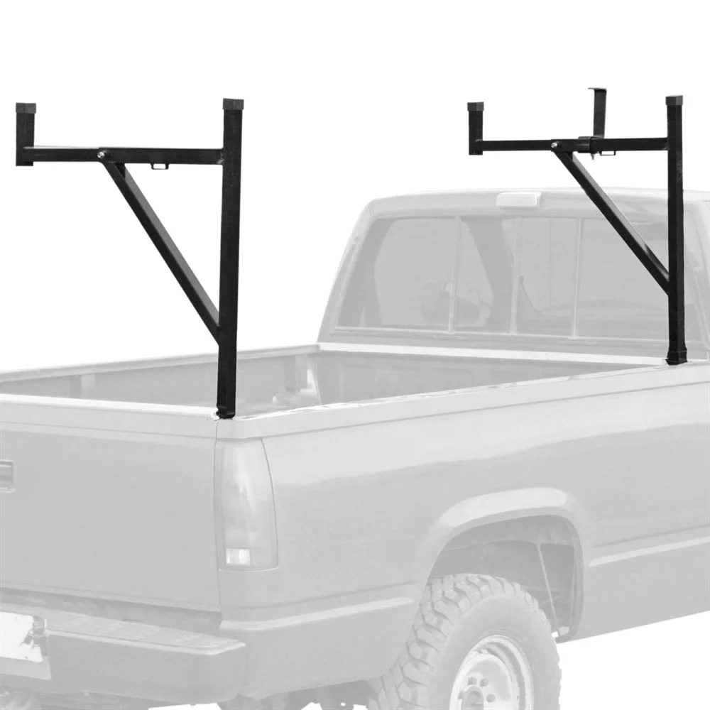 pickup truck ladder rack with removable support arms walmart com