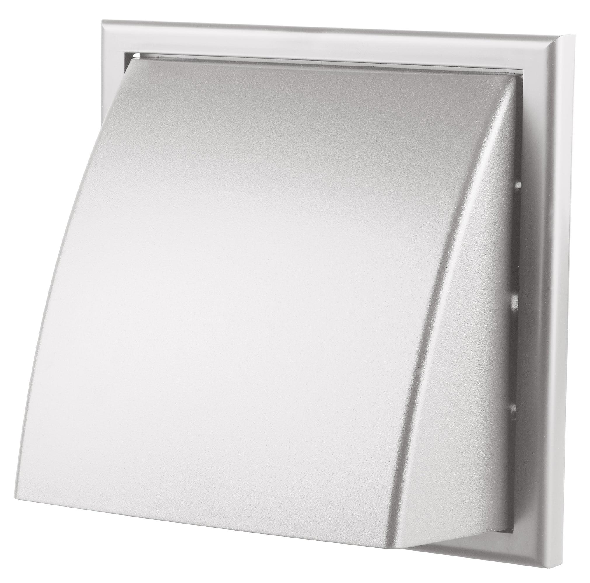 plastic exterior ventilation wall cap 6 duct walmart com