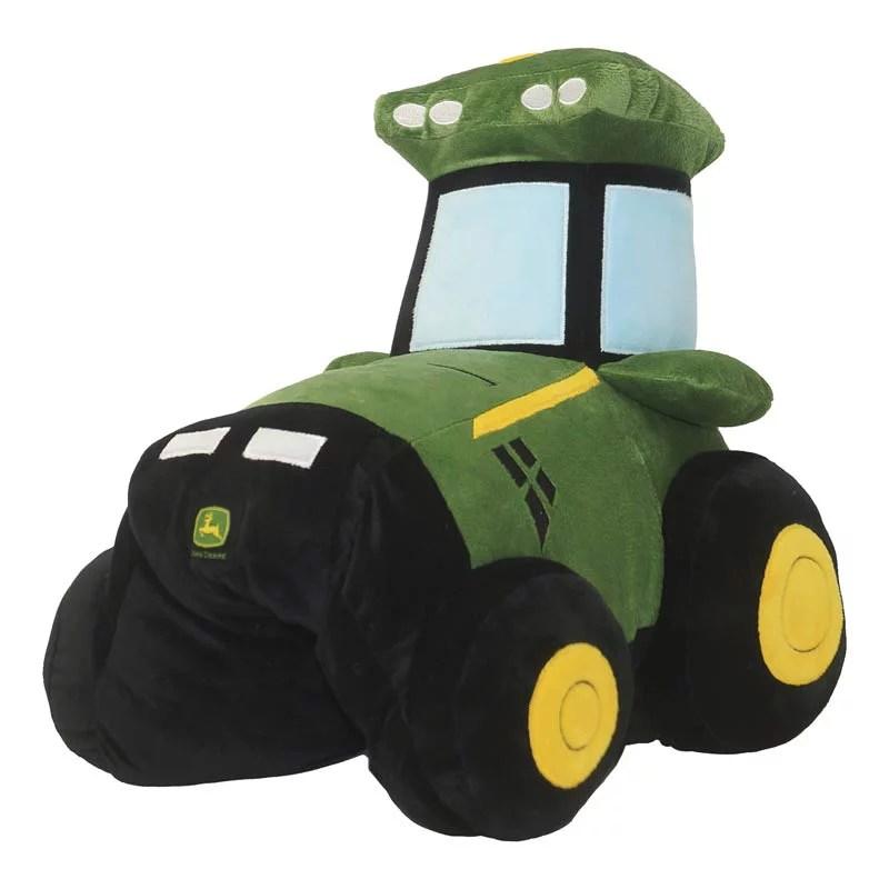 john deere sherpa tractor pillow jfa984gt walmart com