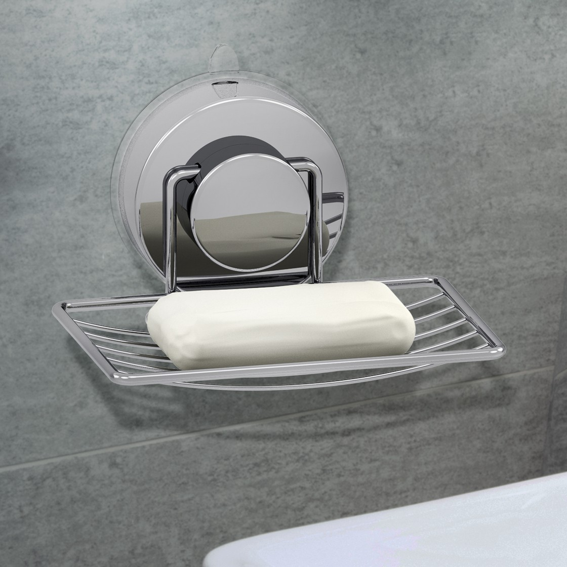 soap dish for shower weguard suction cup soap holder shower stainless steel shower soap dish rust proof for bathroom tub kitchen sink walmart com
