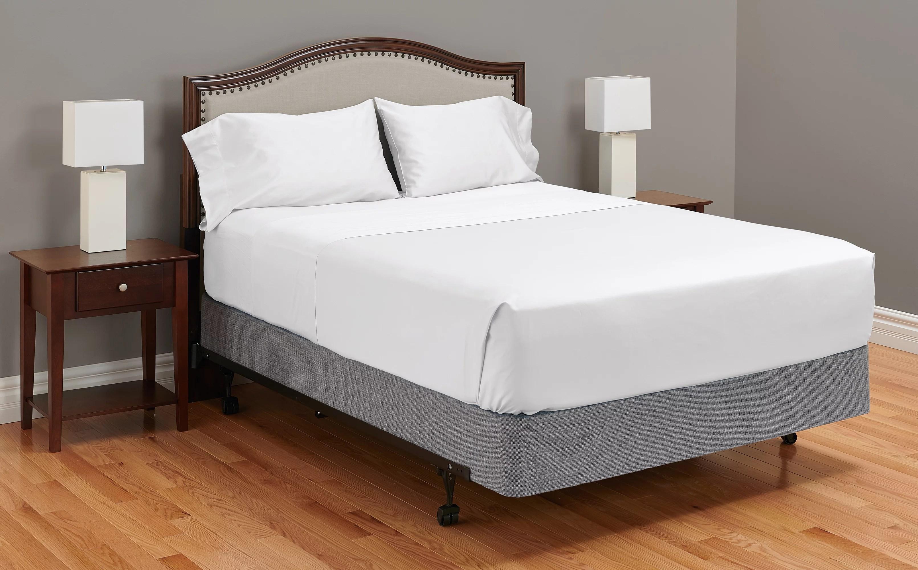 my pillow bed sheets full taupe long staple cotton giza dreams bed sheet set walmart com walmart com