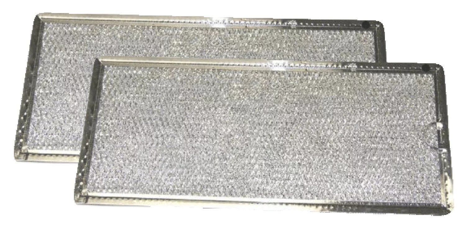 grease filter for ge microwave range hood wb06x10596 2 filters walmart com