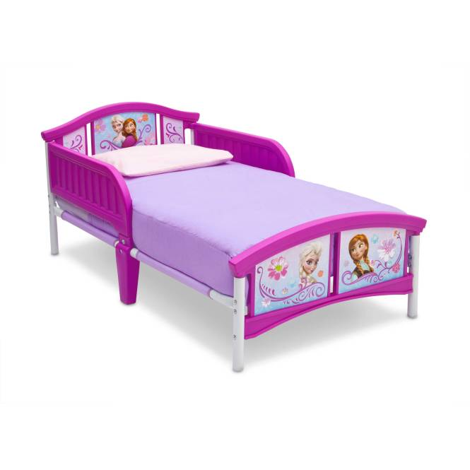 Disney Minnie Mouse Bow Tique Canopy Toddler Bed Lavender