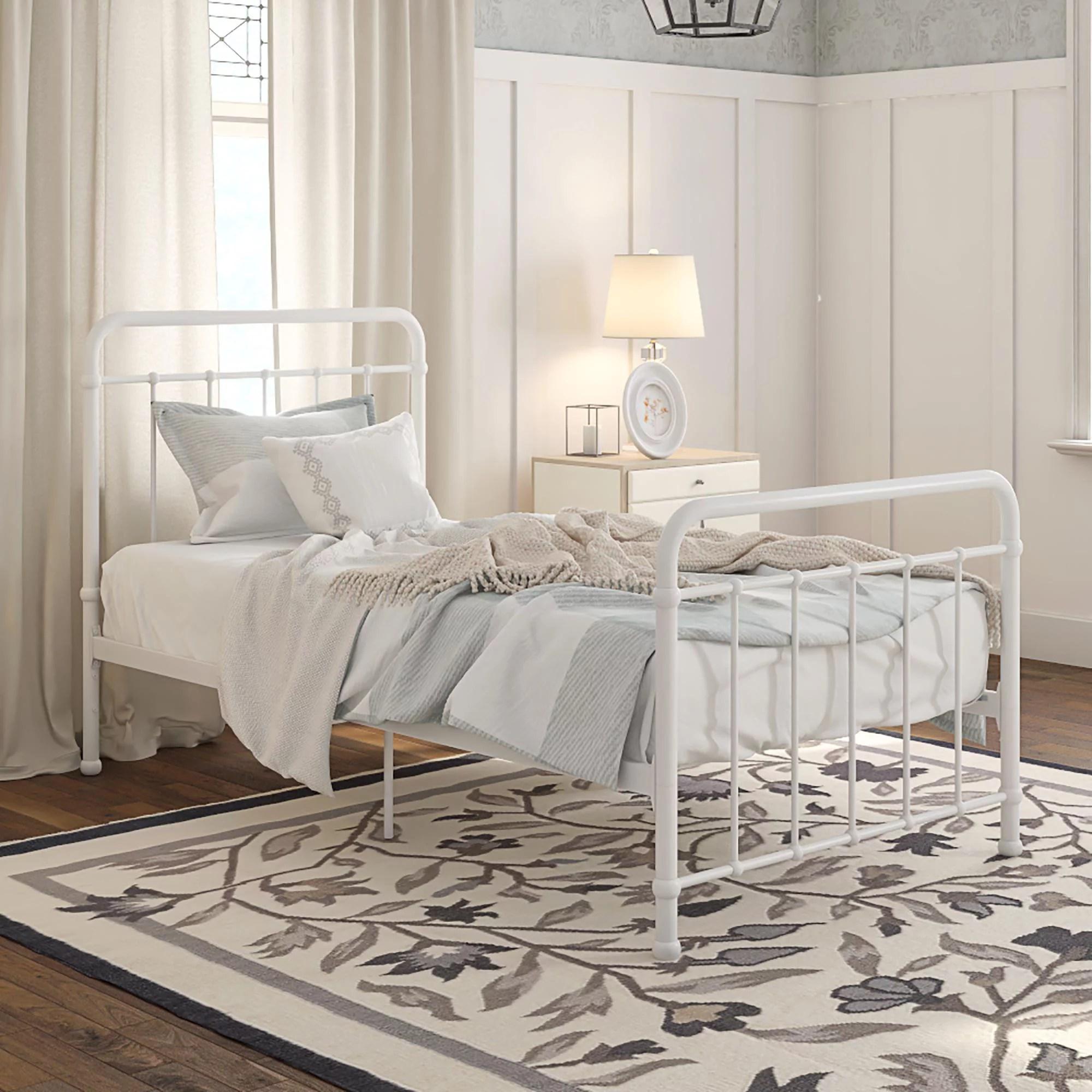 better homes gardens kelsey metal platform bed multiple sizes multiple colors