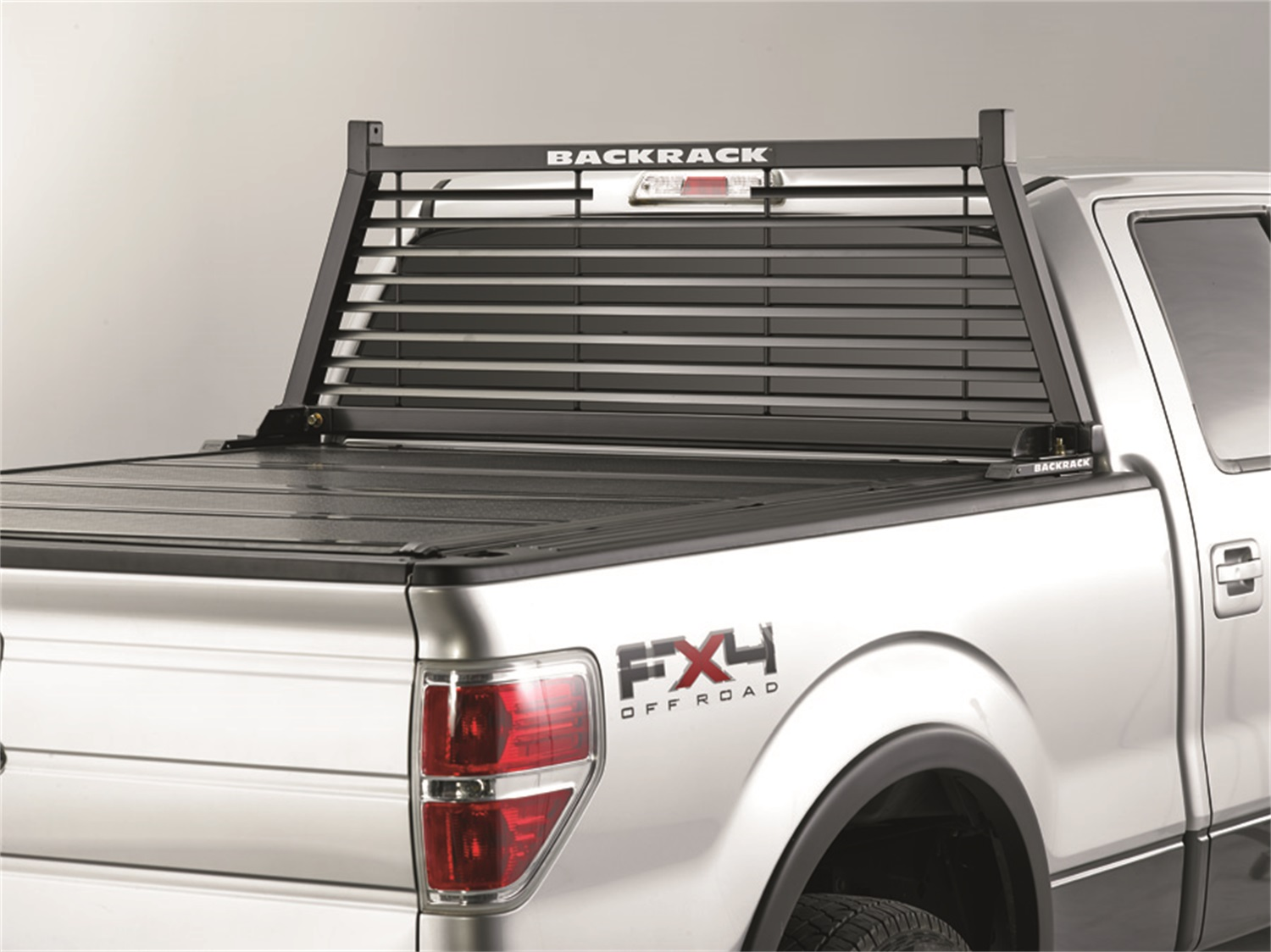 backrack 12700 louvered headache rack frame requires installation kit sold separately for use w pn 30201 30221 walmart com