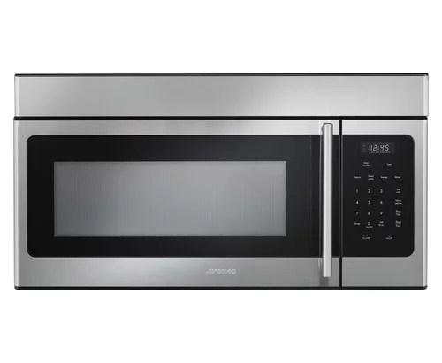 smeg otr316xu 30 classic over the range microwave
