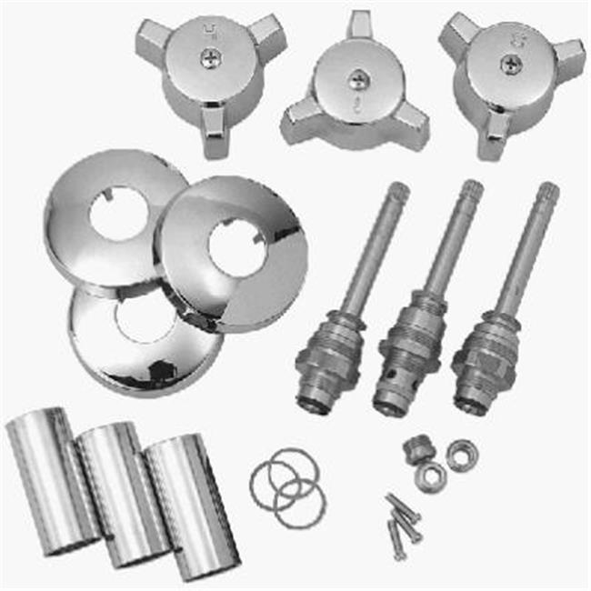 brass craft eljer tub repair kit 3 pack