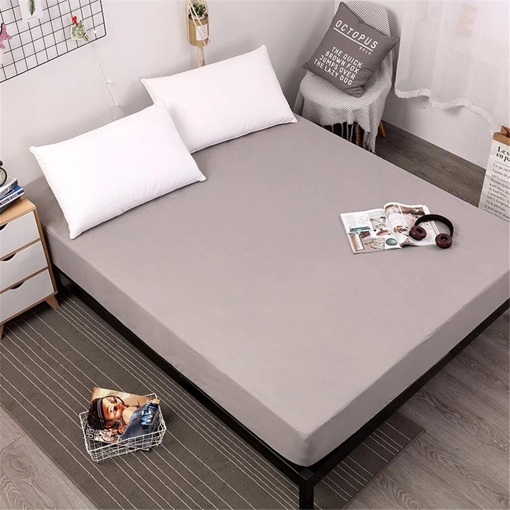 Waterproof Mattress Protector Mattress Cover Bed Bug Protector Covers Walmart Com Walmart Com