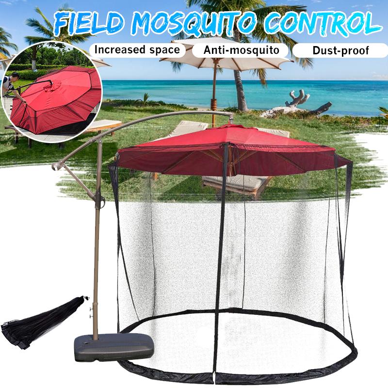 9 feet patio umbrella outdoor table bug