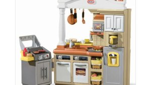 Little Tikes Sizzle And Serve Kitchen Set Walmartcom