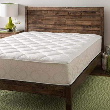 Select Luxury 10 Inch Twin Size Double Sided Quilted Airflow Foam Mattress