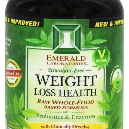 Emerald Labs – فقدان الوزن الصحة الخام القائمة على أساس الغذاء صيغة – 60 كبسولات نباتية 414ed239 4325 4362 b002 373a532b27c9 1