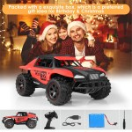 1 18 60km H Vehicle Rc Car Stepless Speed Remote Control Rc Cars Trucks Rc Climbing Truck Off Road Vehicle 2 4ghz Crawlers Monster Truck For Children Birthday Christmas Gifts Walmart Canada