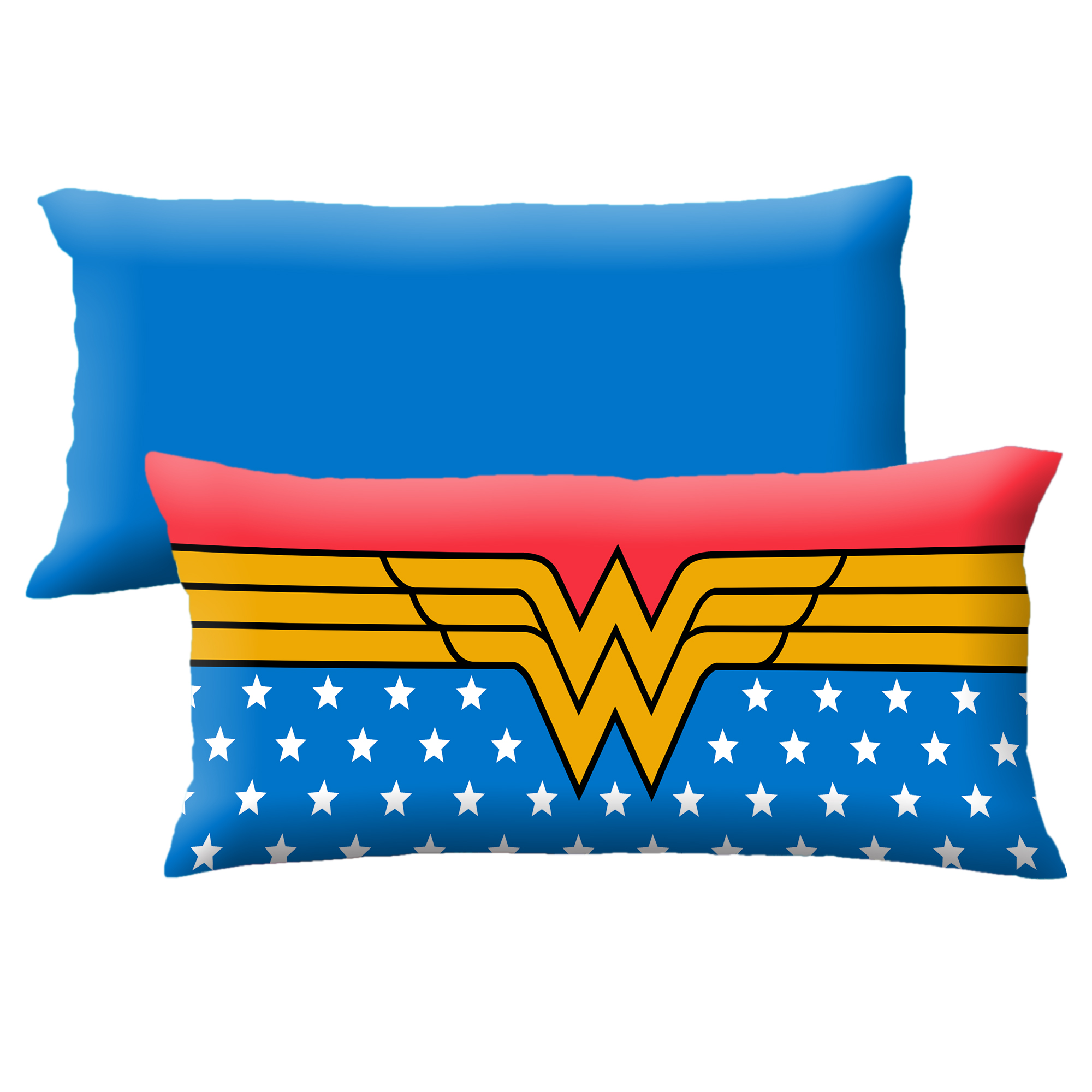 wonder woman extra large body pillow soft plush microfiber 4 feet long walmart com