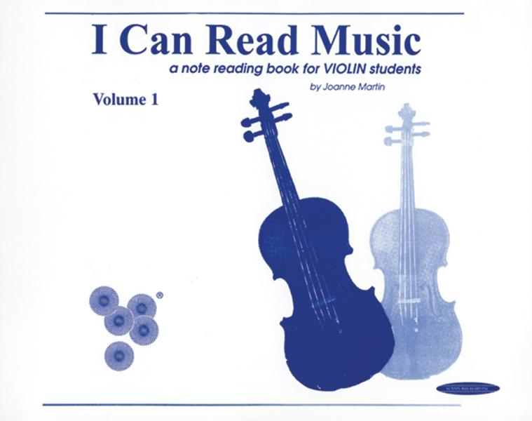 I Can Read Music, Vol 1: Violin (Paperback)