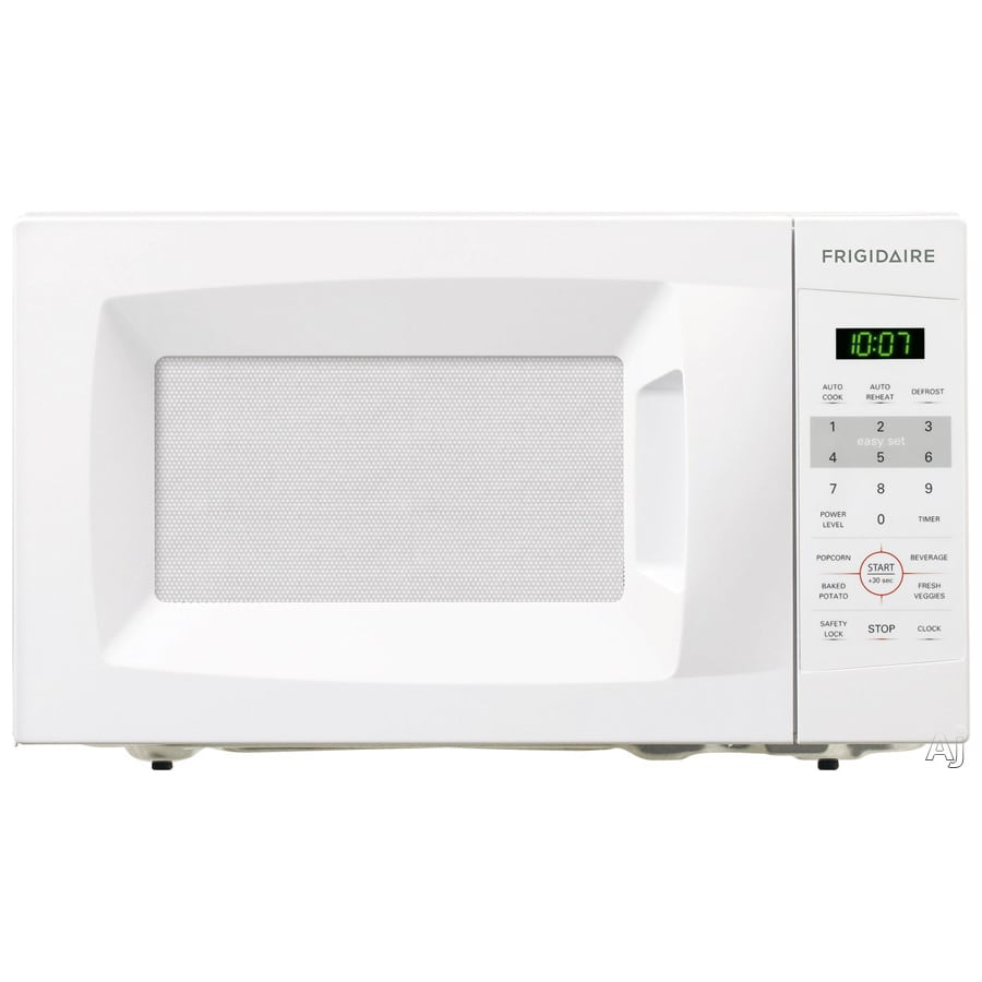 frigidaire ffcm0724l 0 7 cu ft countertop microwave oven with easy set start and ready select controls