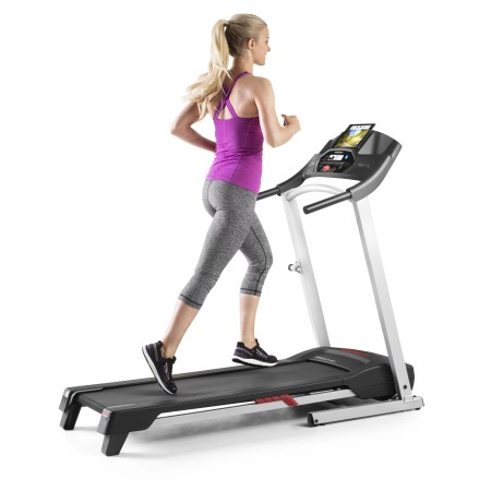 Weslo Cadence G 5.9i Folding Electric Treadmill with Large LCD Display