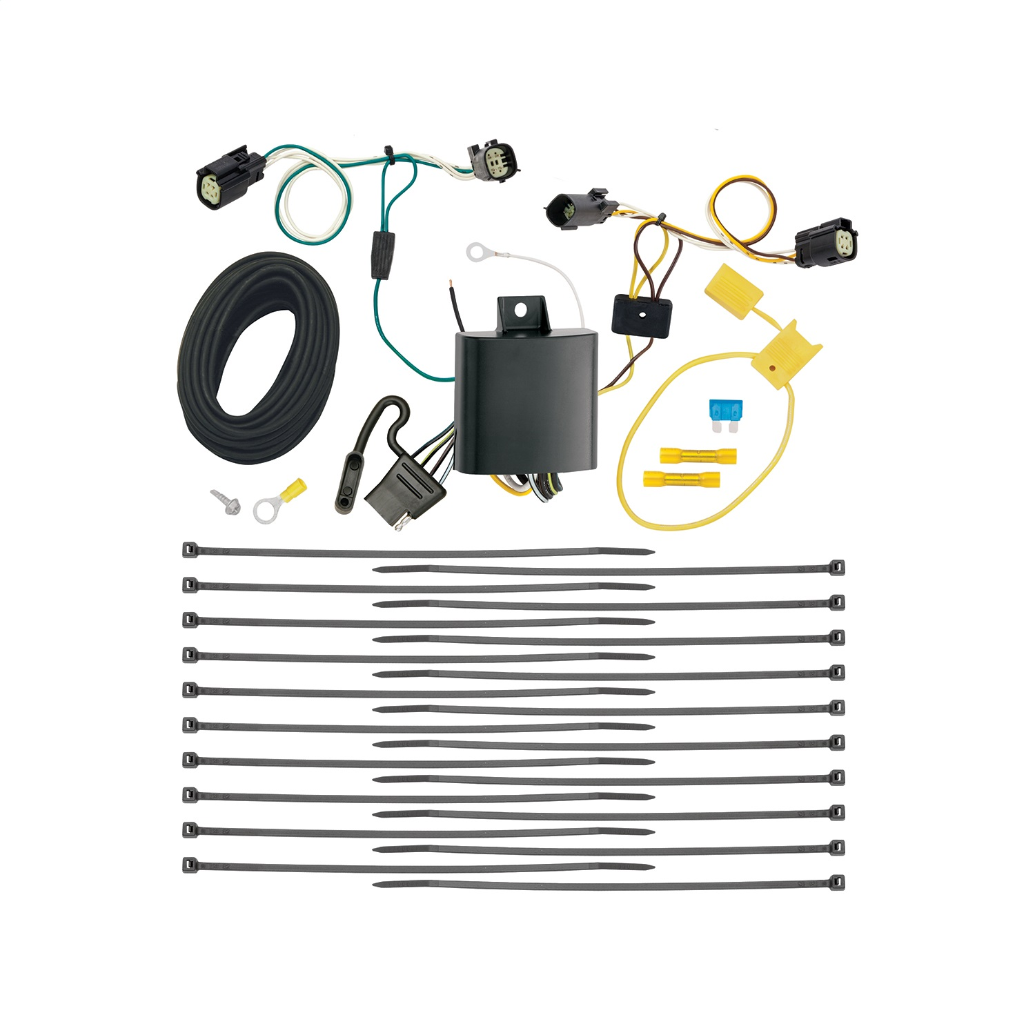 Tekonsha Tow Harness T Connector Assembly For