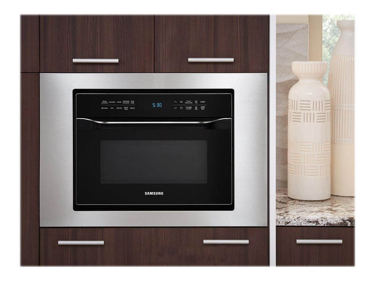 samsung trim kit for mc12j8035 countertop microwave oven