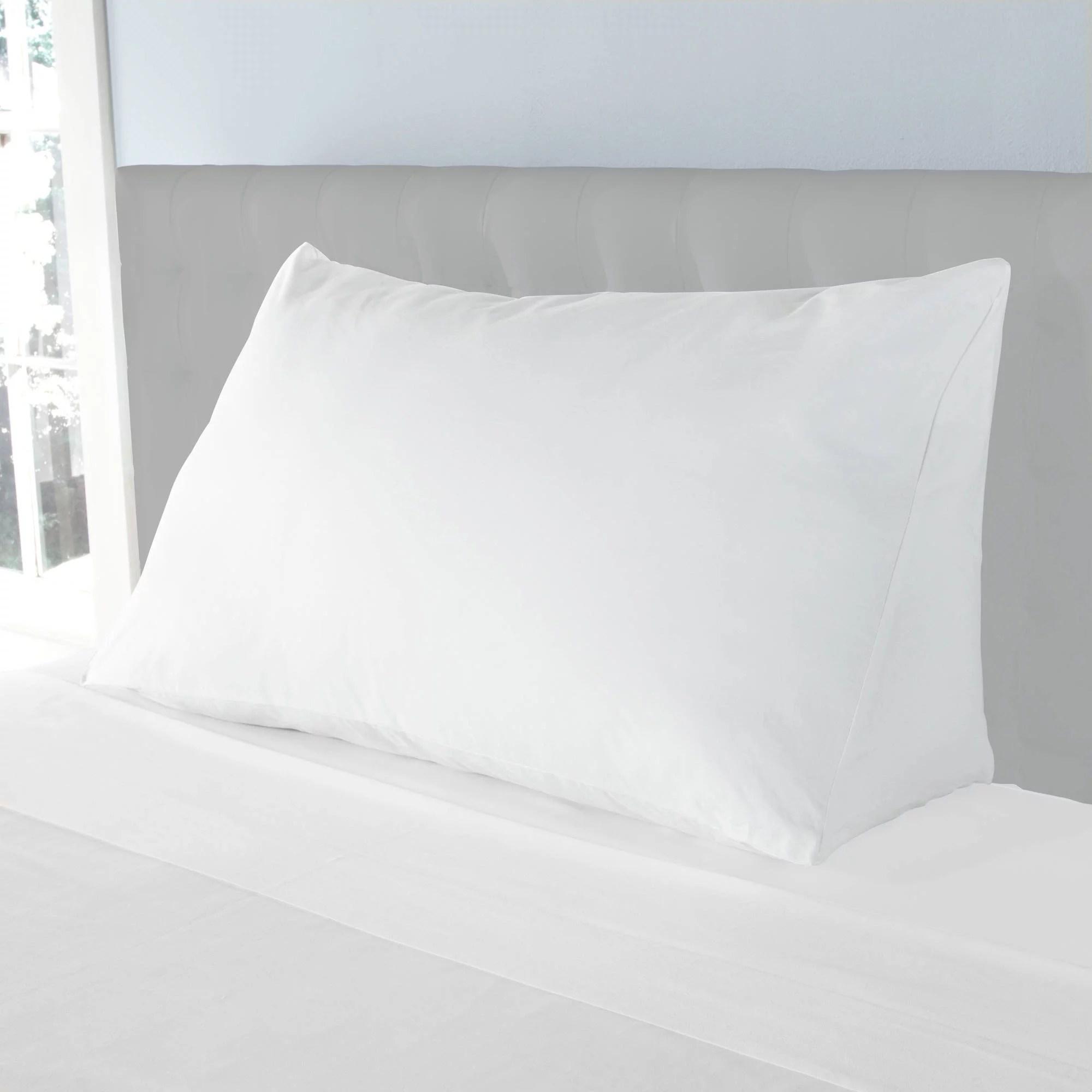 bed wedge foam pillow
