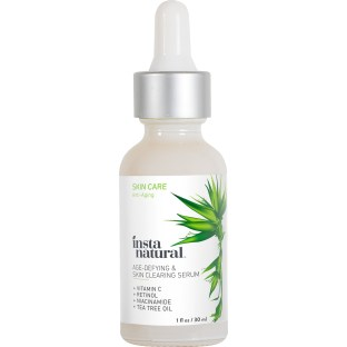 Image result for InstaNatural Age Defying & Skin Clearing serum